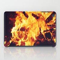 Let It Burn iPad Case
