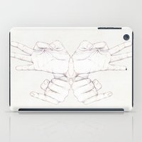 Circle Game iPad Case