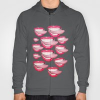 bedazzled tongue Hoody