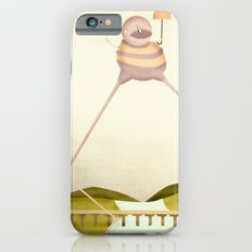 She Told Me to Wait Here iPhone 6 Slim Case