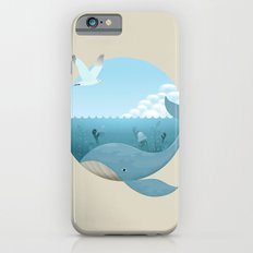 Whale & Seagull (US and THEM) iPhone 6 Slim Case