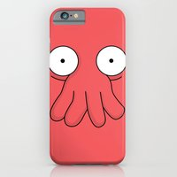 iPhone & iPod Case featuring Dr. Zoidberg by Bill Pyle