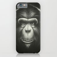 Monkee With Tooth iPhone 6 Slim Case