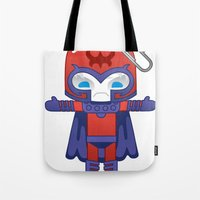 MAGNETO ROBOTIC Tote Bag