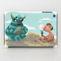 Death Of The Imagination iPad Case