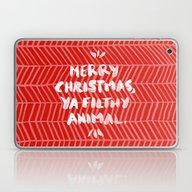 Merry Christmas, Ya Filt… Laptop & iPad Skin
