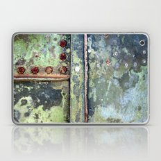 Steel Grunge Laptop & iPad Skin