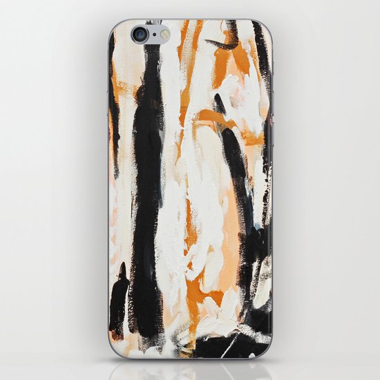 Commas iPhone & iPod Skin