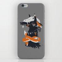 Hylactor iPhone & iPod Skin