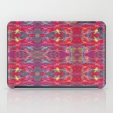 Sirena on fire. iPad Case