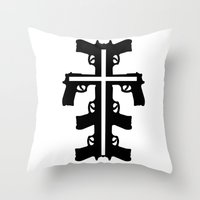 Bidirectional Throw Pillow