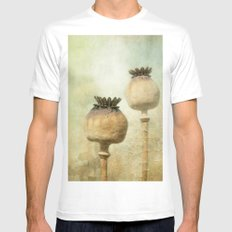 Old but still beautiful! Mens Fitted Tee White SMALL