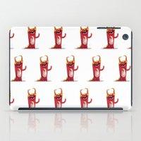 Monster 1 iPad Case