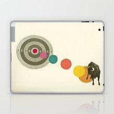 Bull's Eye : Taurus Laptop & iPad Skin