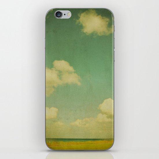 sky beach dyke iPhone & iPod Skin