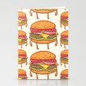 Hamburger Stationery Cards