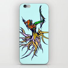 Atlantean Archer iPhone & iPod Skin