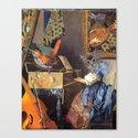 Music Hath Charms Canvas Print