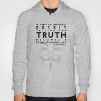 Truth Revolution - V for Vendetta Hoody