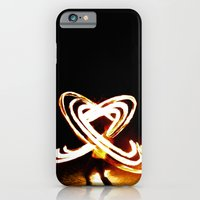 iPhone & iPod Case featuring love by John Magnet Bell