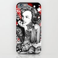 Ms. Marilyn Suicide Girl… iPhone 6 Slim Case