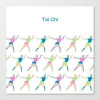TaiChi Canvas Print