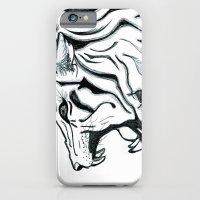 Let Him Roar iPhone 6 Slim Case