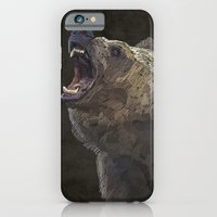 iPhone & iPod Case featuring bear  by JosephMills