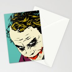 Joker So Serious Stationery Cards