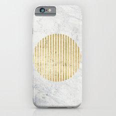 gOld sun iPhone 6s Slim Case