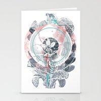 /blo͞om/ Stationery Cards