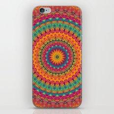 Mandala 437 iPhone & iPod Skin