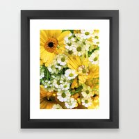 Joyfully Yours Framed Art Print