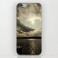 afternoon iPhone & iPod Skin