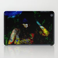 Near the Abyss iPad Case