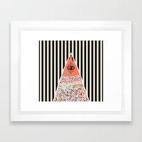TASE iii Framed Art Print