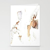 Flower Impression Stationery Cards