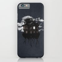 iPhone Cases featuring Up in the clouds by Fernanda S.