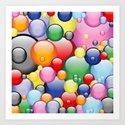 Spaceballs High In The Sky Art Print