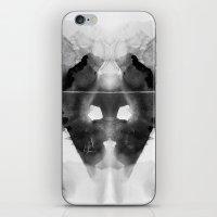 Dark Side iPhone & iPod Skin