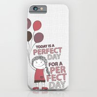 iPhone & iPod Case featuring Perfect Day by Gal Ashkenazi