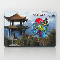 Big Trouble In Little China  iPad Case