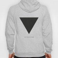 ceci n'est pas un triangle Hoody