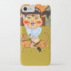 Doggy Ride iPhone 7 Slim Case