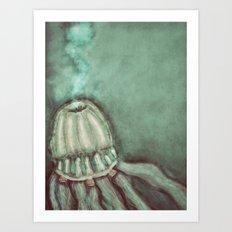jelly. Art Print