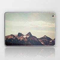 Mountain Ridge Morning Laptop & iPad Skin