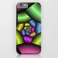 iPhone & iPod Case featuring looking inward by Christy Leigh