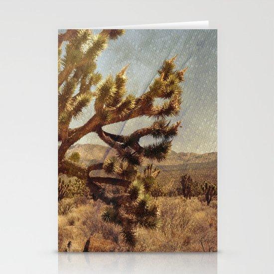 Mojave Stationery Card