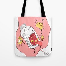 Milk n' Cookies  Tote Bag