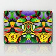 iPad Case featuring Mandala 9703 by Rafael Salazar